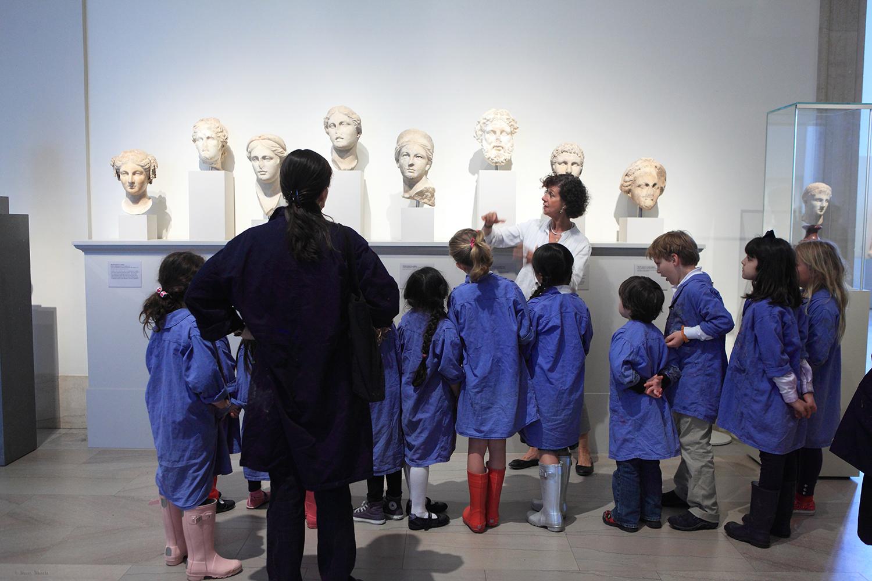 Metropolitan Museum Of Art / Greek & Roman Art
