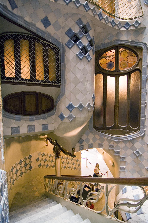 Spain / Barcelona / Casa Battlo / by Antoni Gaudi