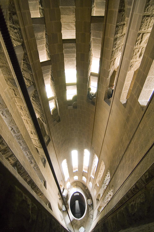 Spain / Barcelona / Sagrada Familia / Basilica & Expiatory Church of the Holy Family / by Antoni Gaudi