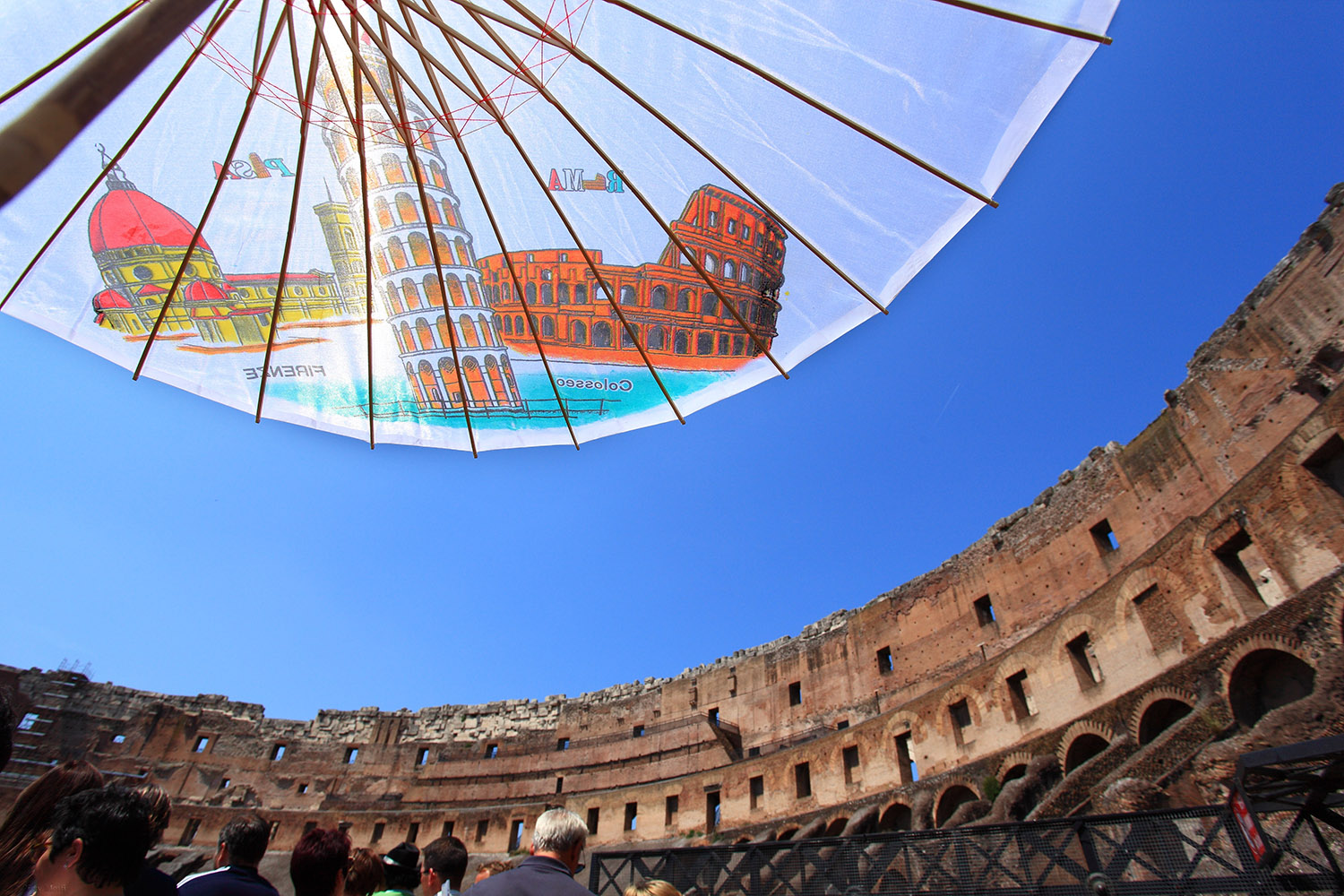 Italy / Rome / The Colosseum