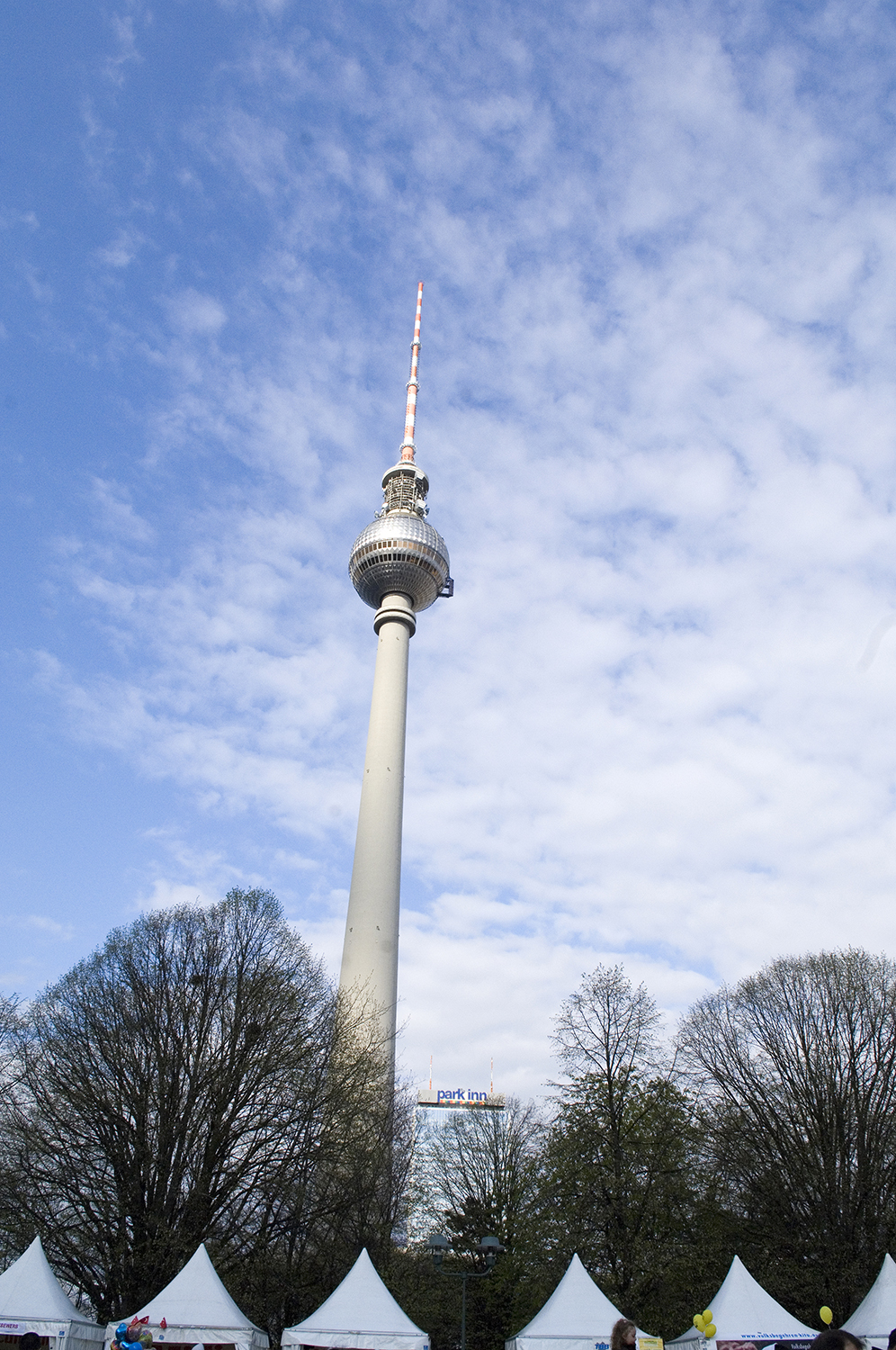 Germany / Berlin / The Television tower
