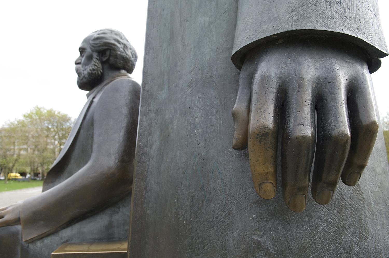 Germany / Berlin / Marx Engels forum