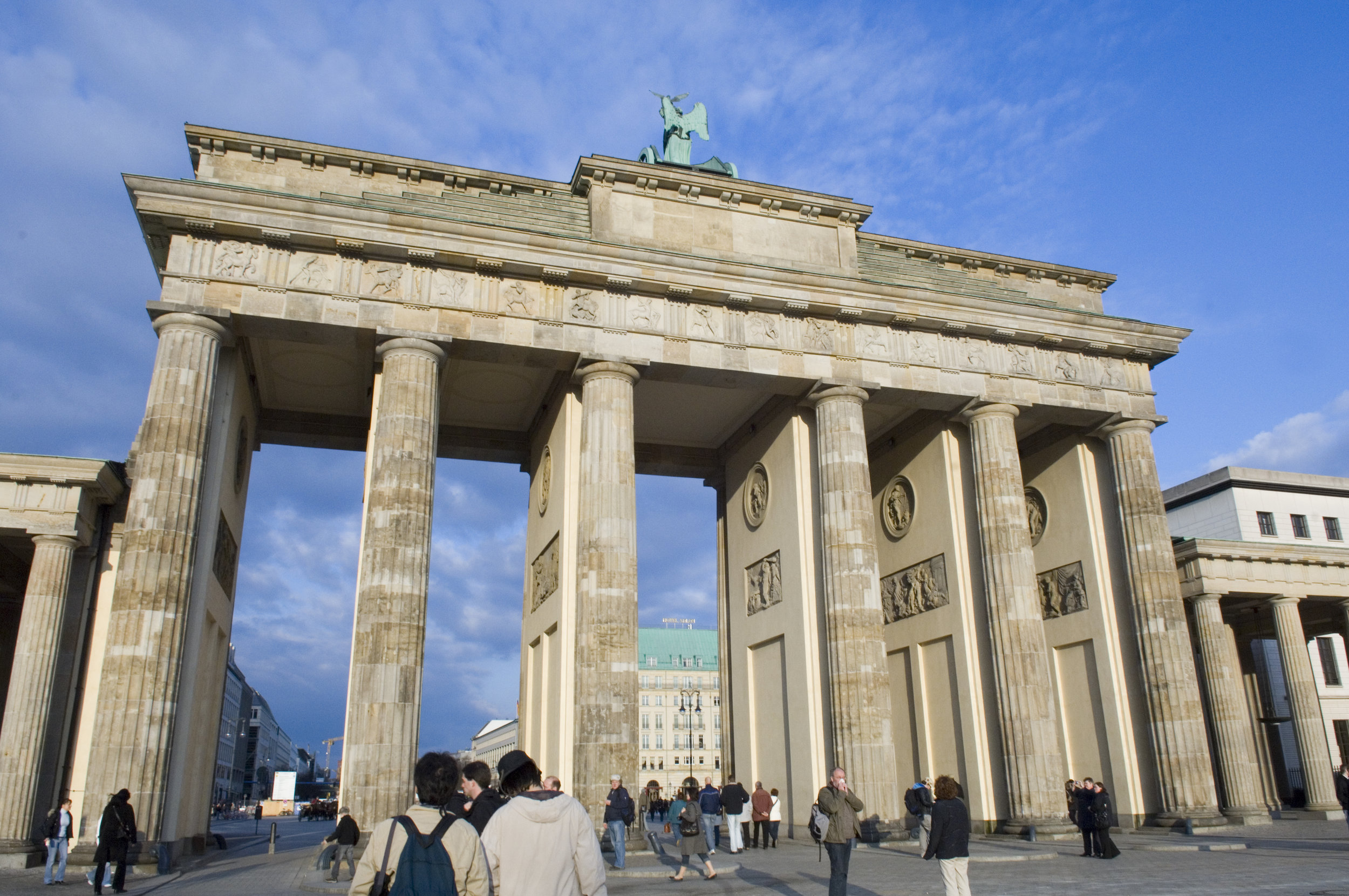 Germany / Berlin / Brandenburg Gate