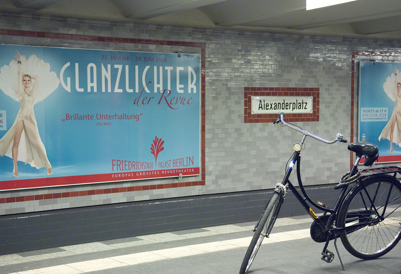 Germany / Berlin / The subway