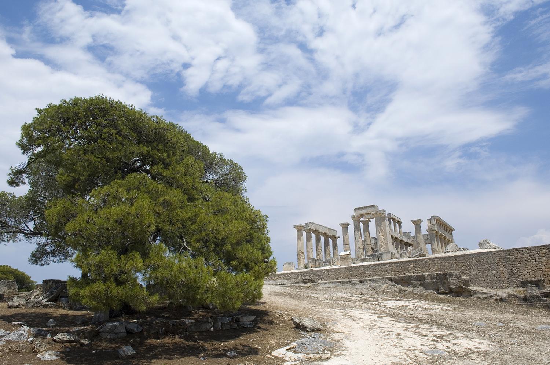 Greece / Aegina / The Temple of Aphaia