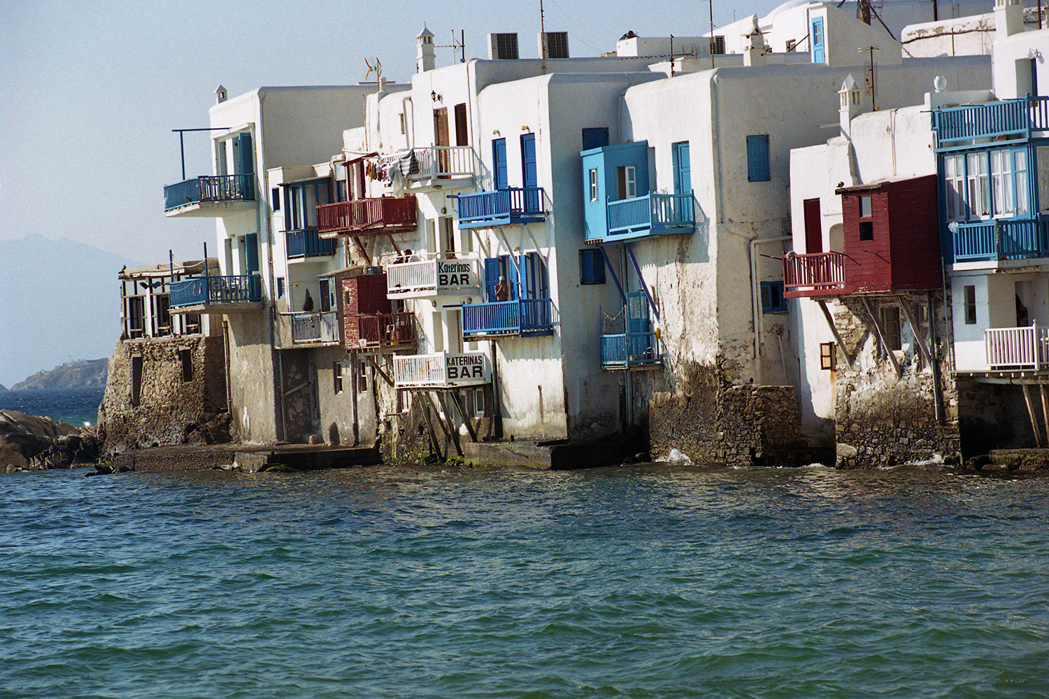 Greece / Mykonos / Little Venice