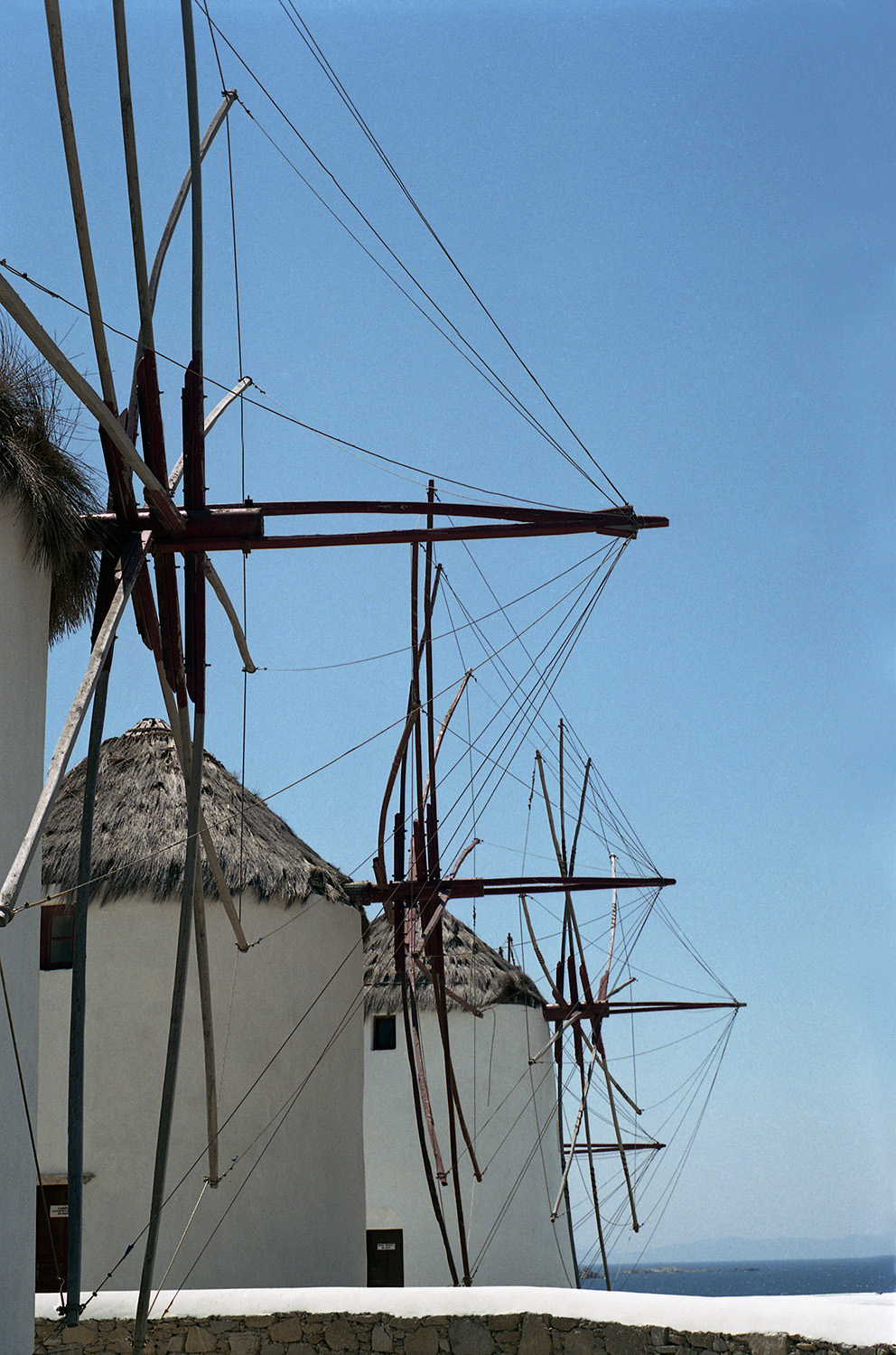 Greece / Mykonos / The Windmills