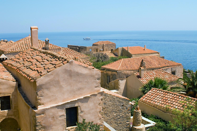 Greece / Monemvasia