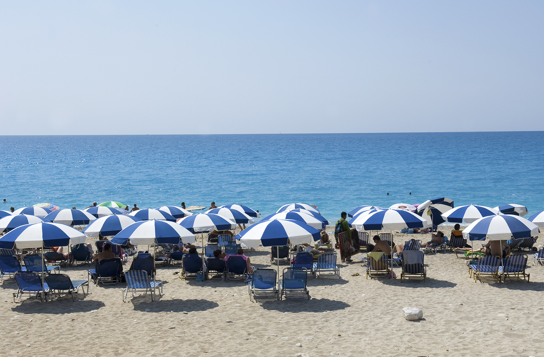 Greece / Lefkada / Kathisma beach