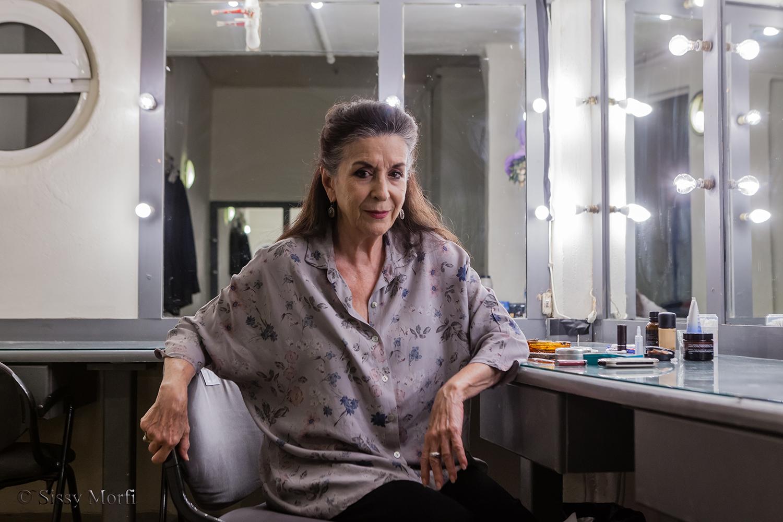 Nena Menti / actress / BHMAgazino No 62