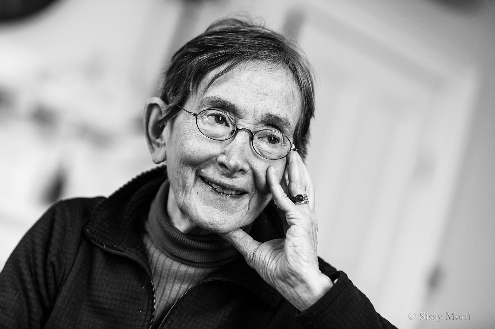 Mary Lefkowitz / professor / writer / BHMA Culture newspaper Sunday, 14 April 2019