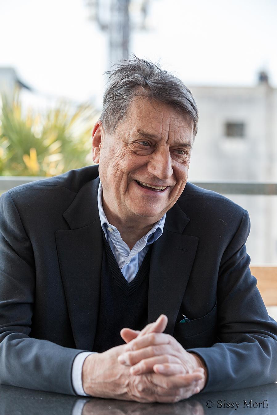 Claudio Magris / writer / scholar / translator