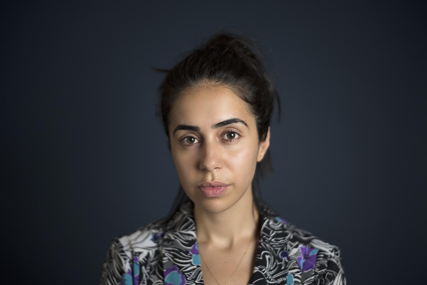 Myriam Ben Salah. Courtesy Deborah Farnault