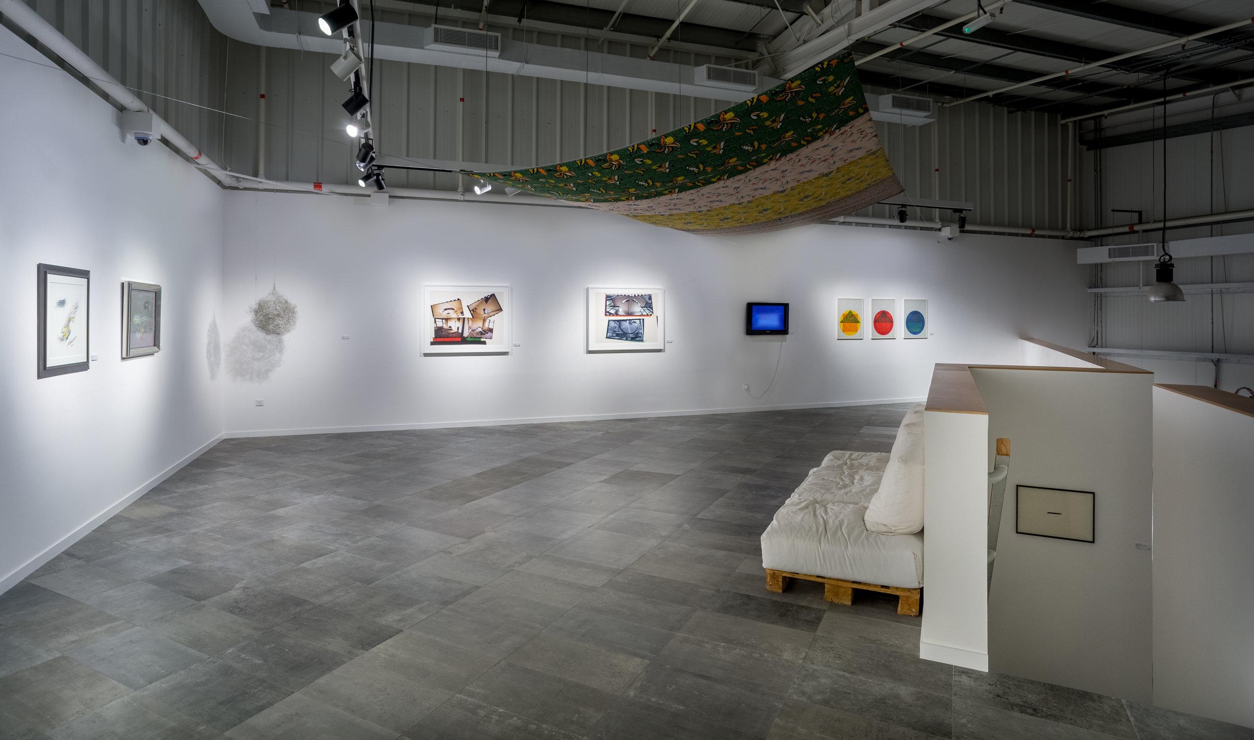 Artist Run New York: the Seventies, Installation Shot, March 2017, Copyright 2017, Jean-Paul Najar Foundation