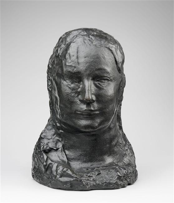 Pablo Picasso.Head of a Woman - Fernande (1906) Musée National Picasso-Paris Dation Pablo Picasso. Courtesy: Pablo Picasso © Pablo Picasso Estate