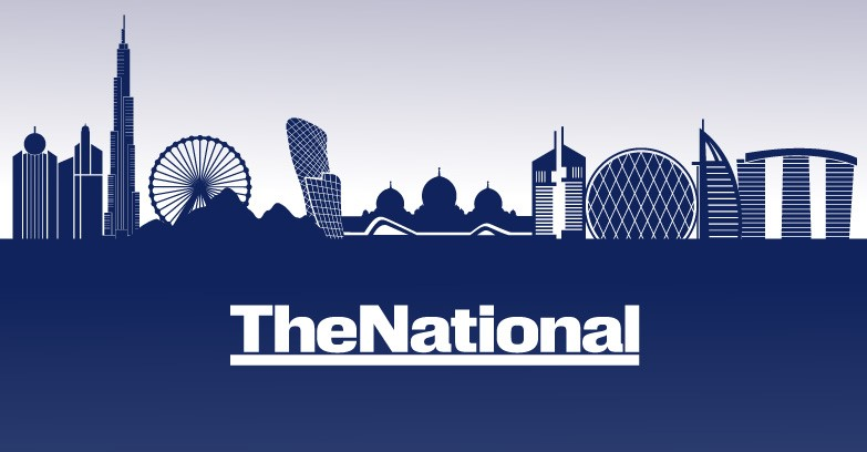 Articles in The National -