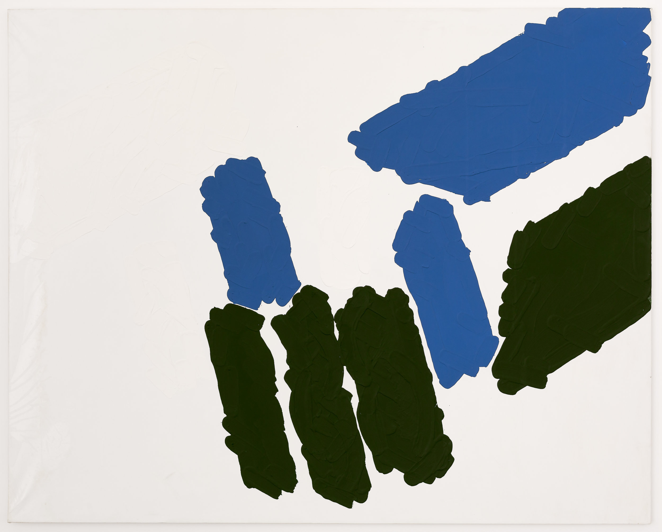 Untitled. Acrylic on canvas, 1978. Courtesy of Jean-Paul Najar Foundation (JPNF)