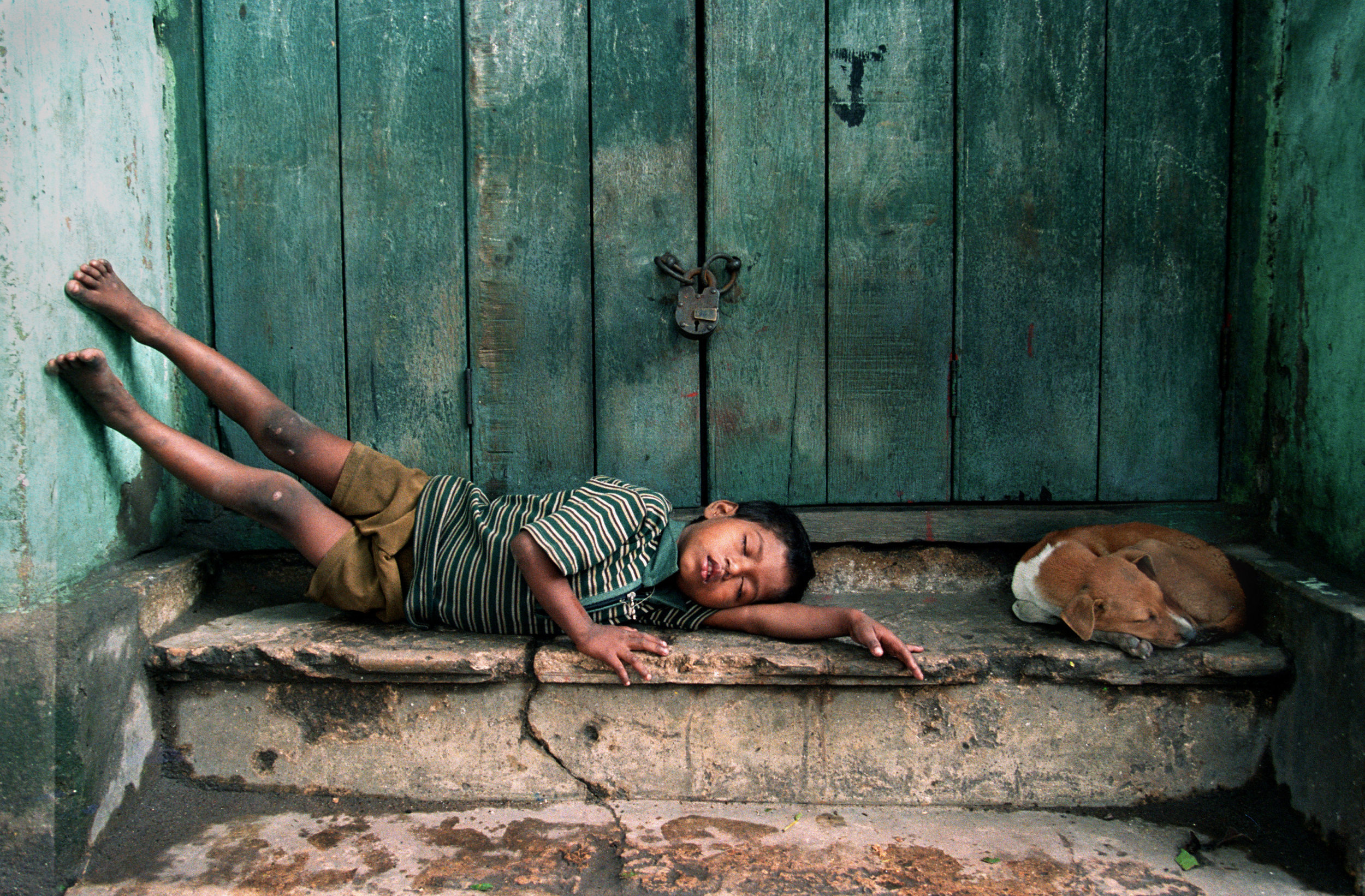Sudipto Das. Siesta. Winner of Street Photography award, 2009. Courtesy: TCA Abu Dhabi