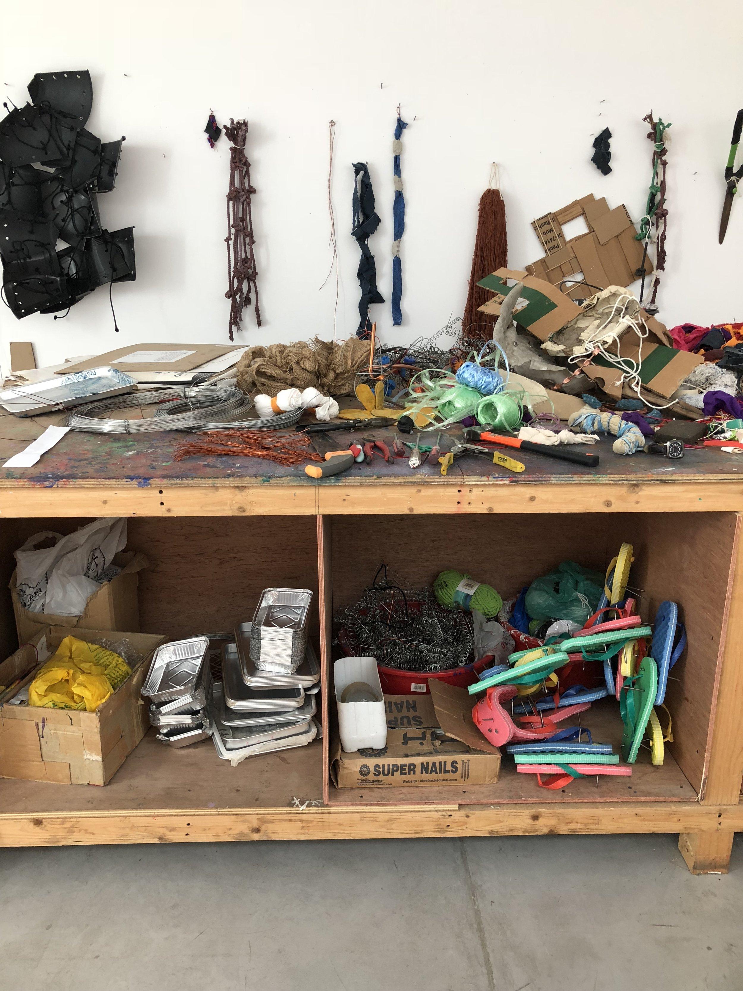Hassan's Atelier