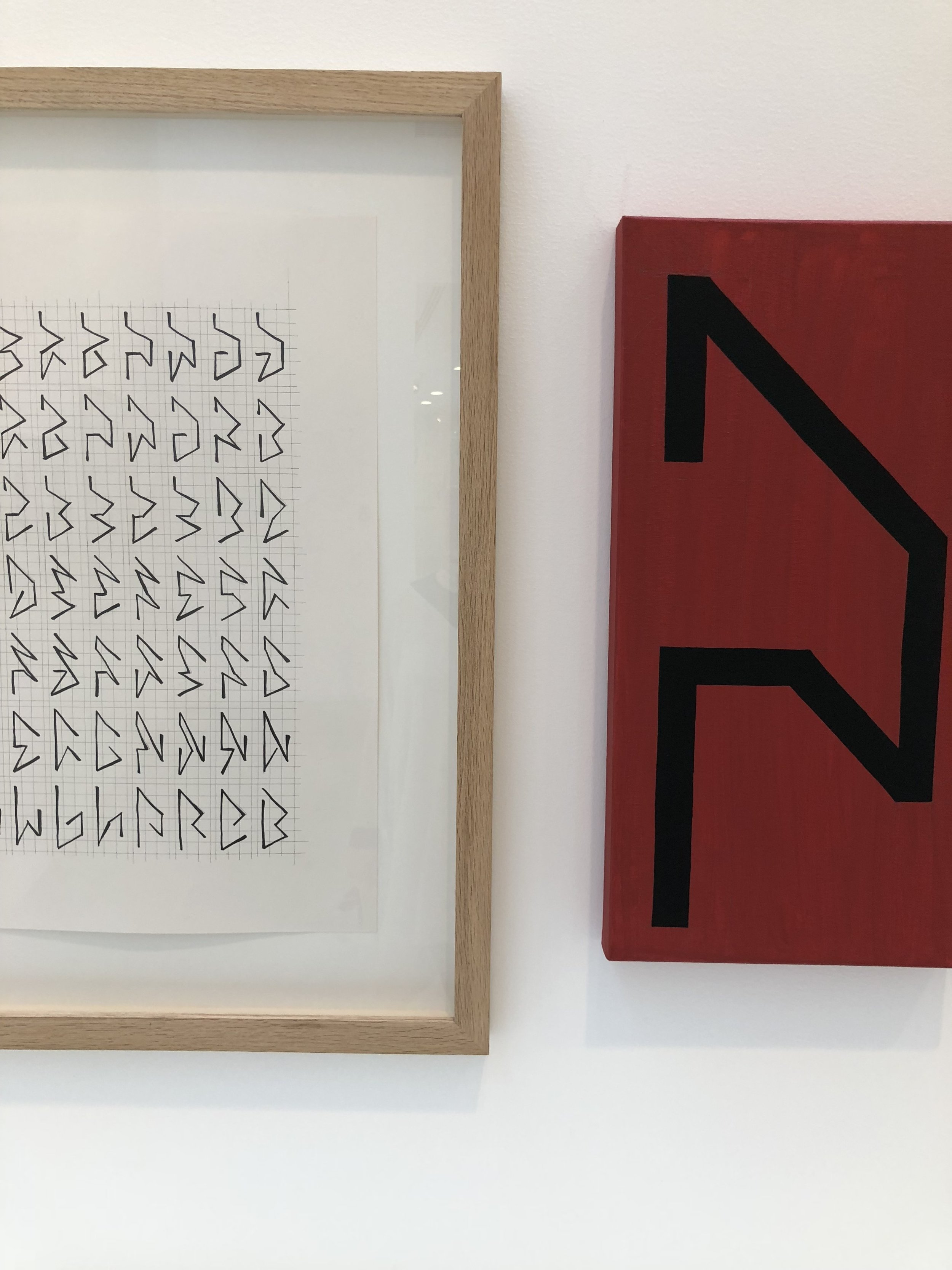 Seven Points Angular Lines - Part 8, 2013