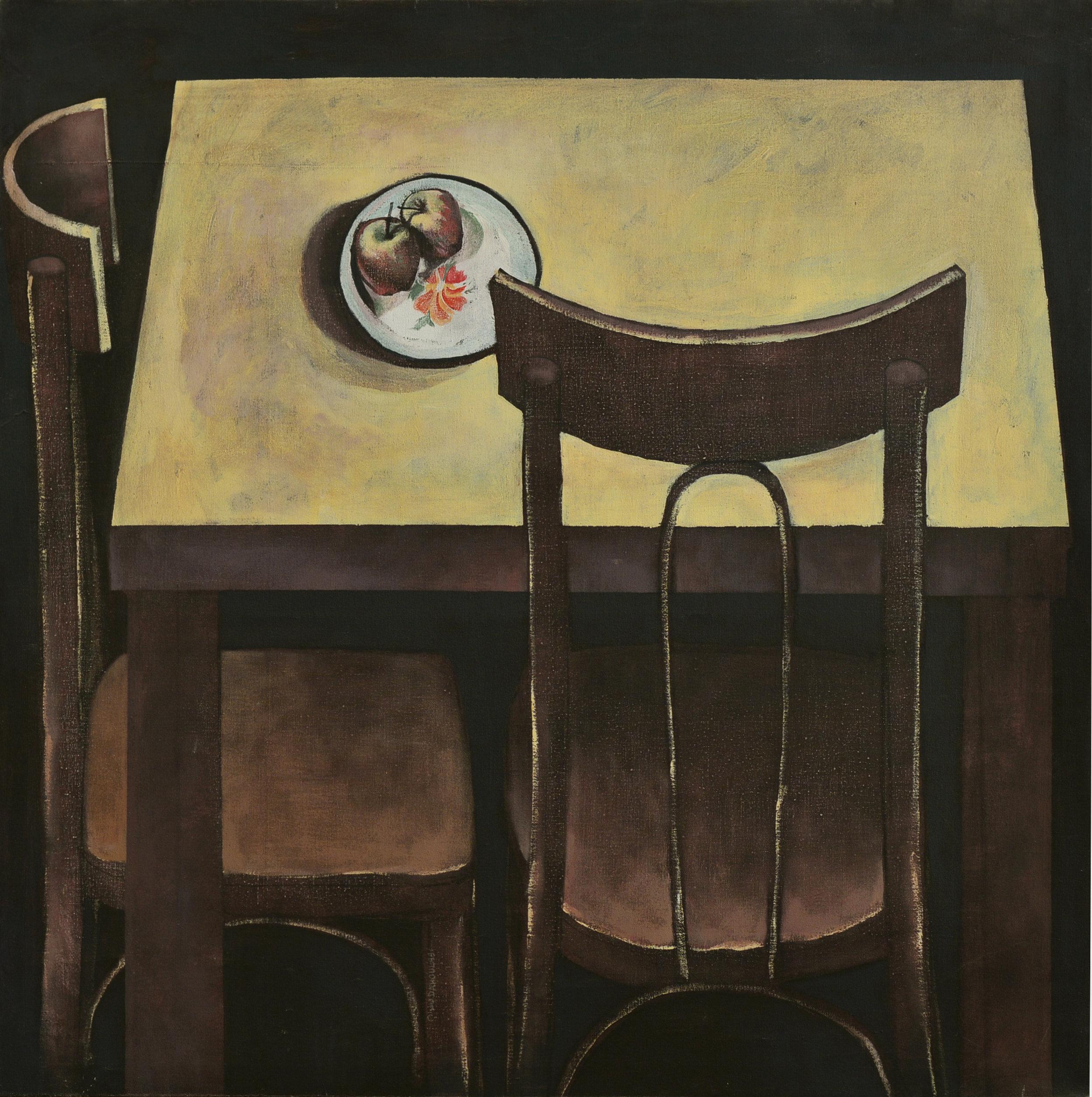 Still Life by Safwan Dahoul