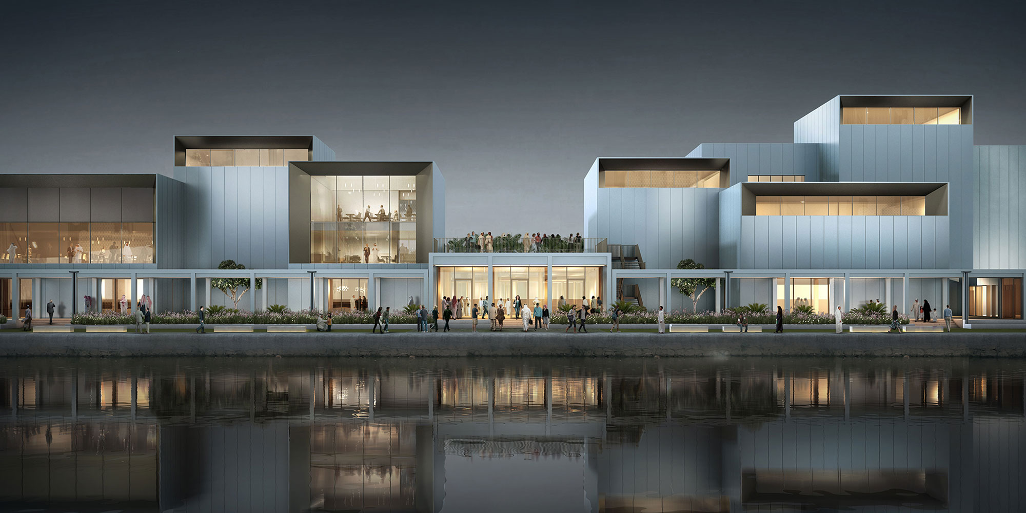 Jameel Arts Centre is due to open in Dubai in November 2018.