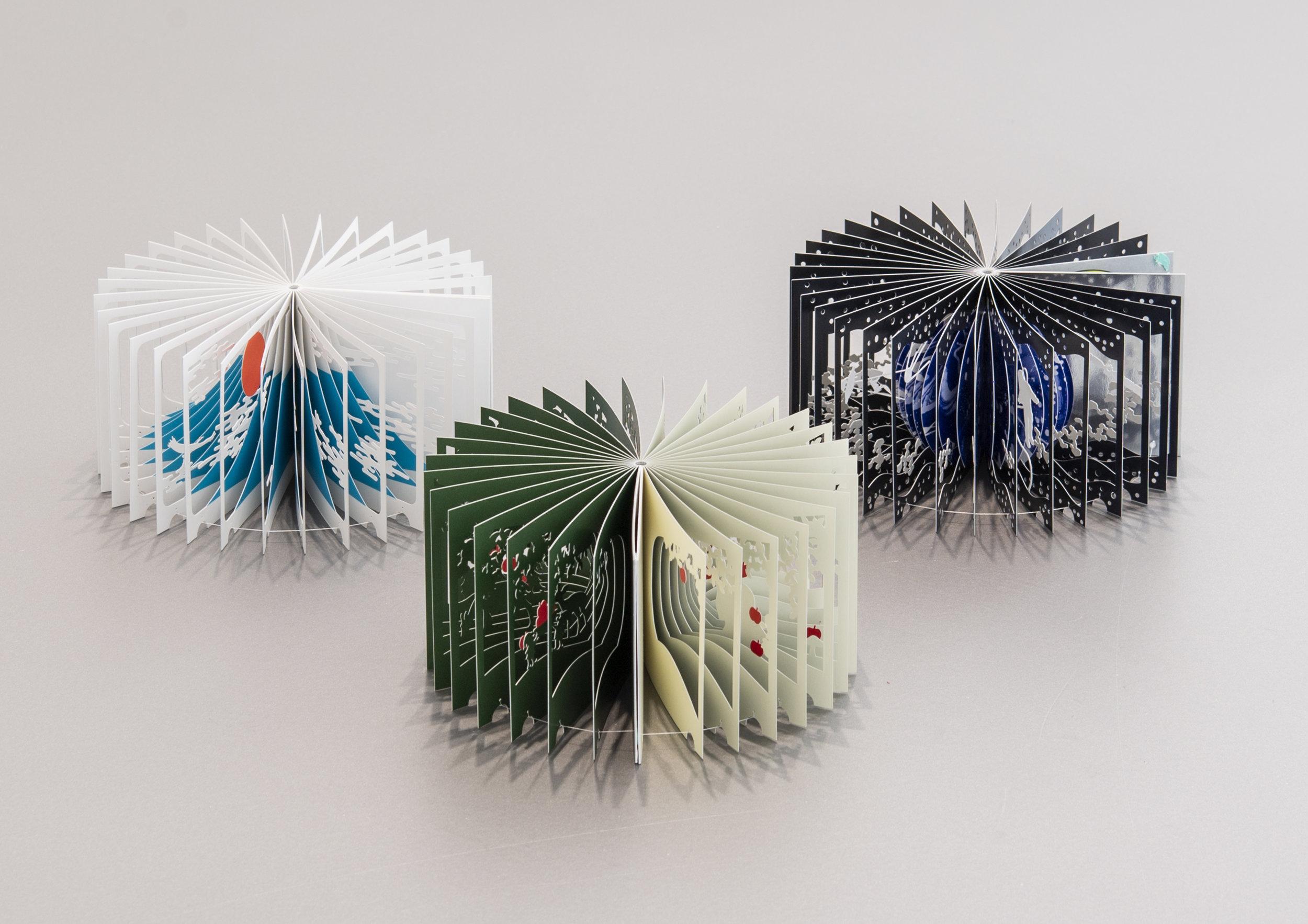 Installation view of Yusuke Oono's work, Al Hamriyah Studio, Sharjah Art Foundation, 2018. Mixed Media Installation, dimensions variable. Image courtesy of Sharjah Art Foundation