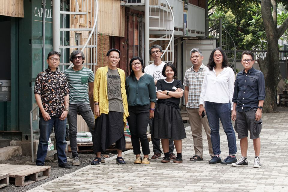 Indonesian artists cooperative Ruangrupa will curate the next edition of Documenta, Courtesy of Gudskul Jin Panji