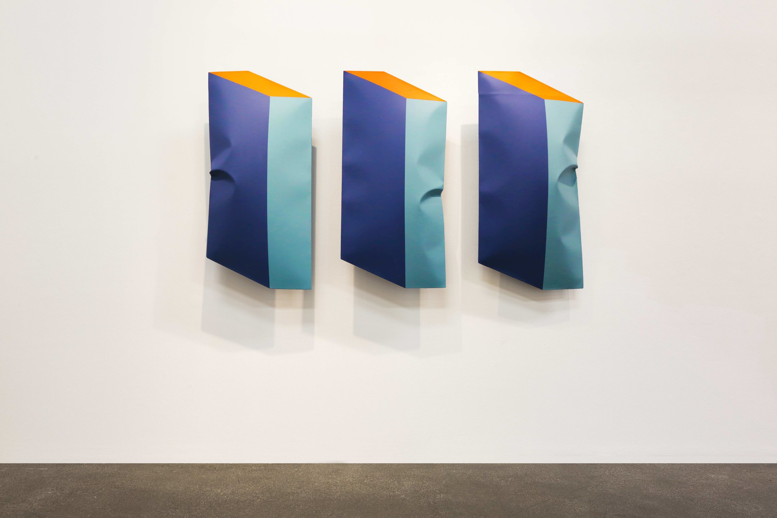 Shaikha Al Mazrou, Extend (2018). As exhibited by Lawrie Shabibi Gallery from Dubai. Courtesy Lawrie Shabibi.