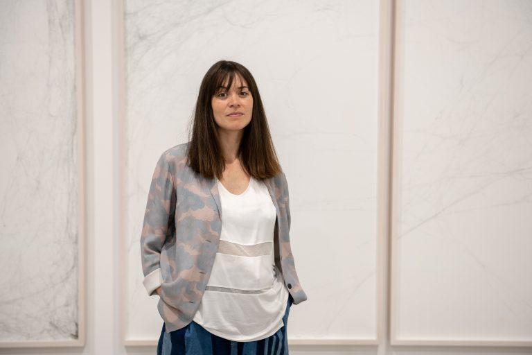 Rebecca Lamarche-Vadel was formerly curator at the Palais de Tokyo in Paris. and she curated Tomás Saraceno,  ON AIR , which was the most attended exhibition in the institution's history.