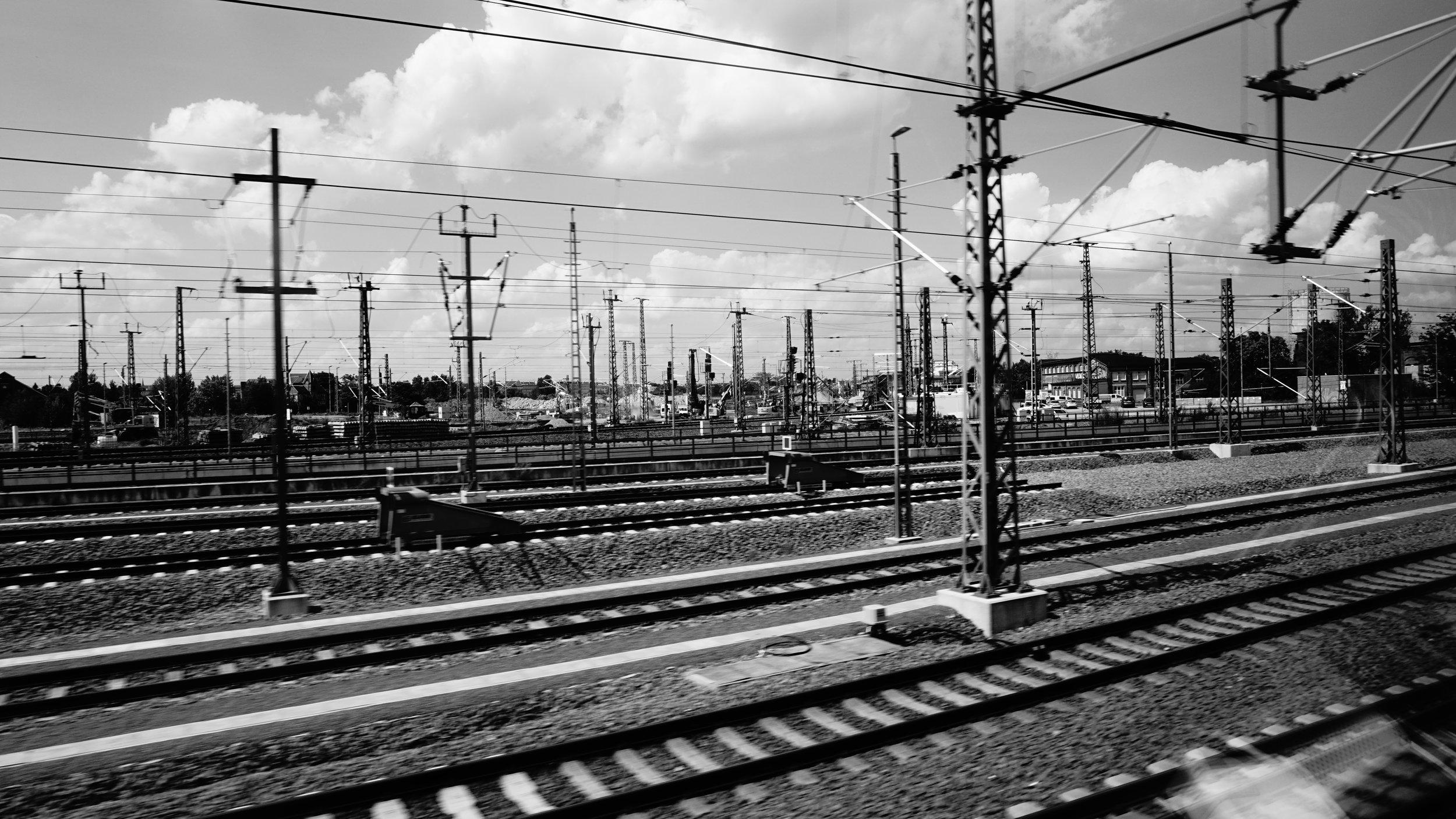 German Train Tracks.JPG