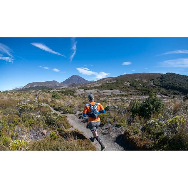 Had a wicked day following the @tussocktraverse_nz on Saturday! And the weather couldn't have been better!