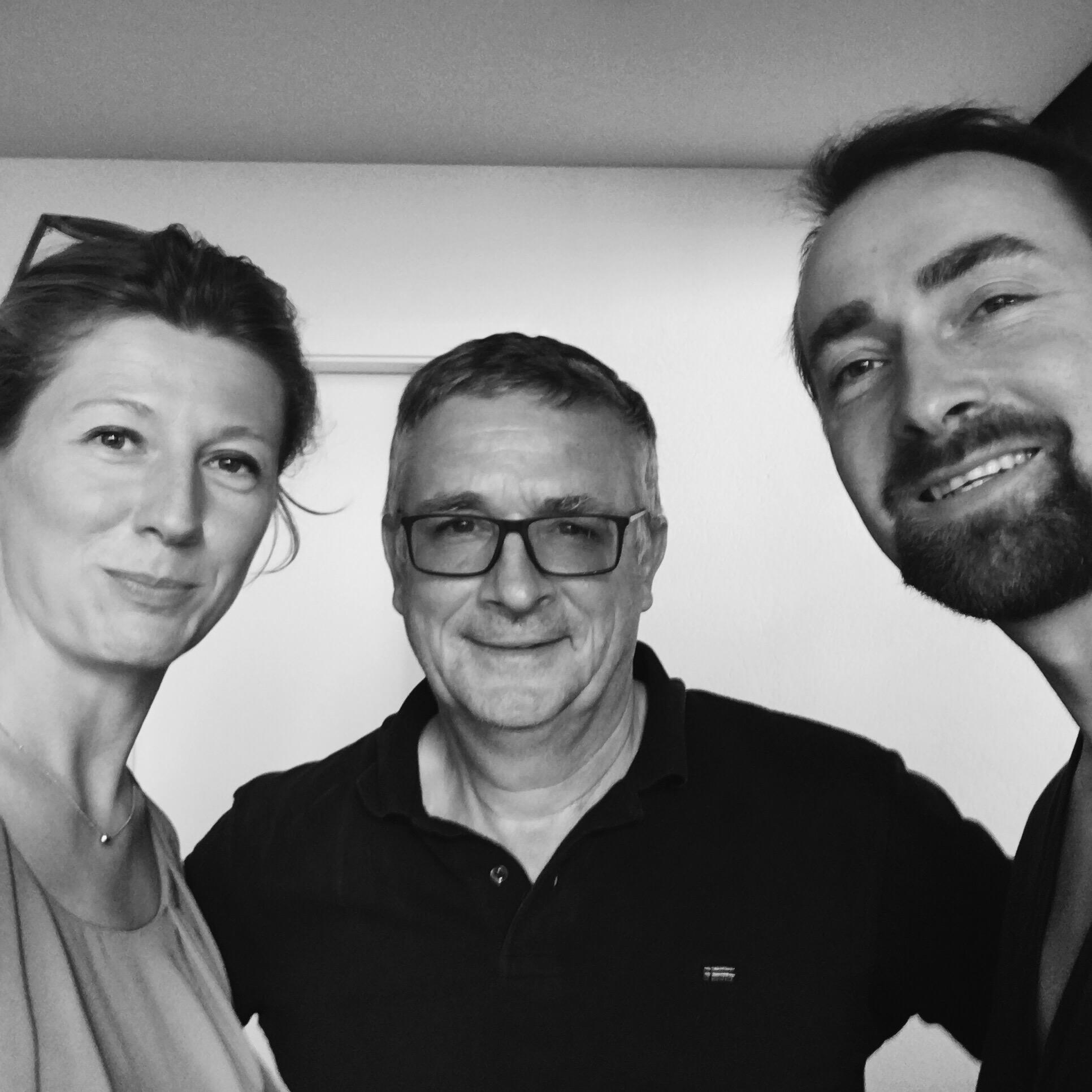 We met winemaker Hansjörg Rebholz from Ökonomierat Rebholz in the Pfalz region in his winery in Siebeldingen.