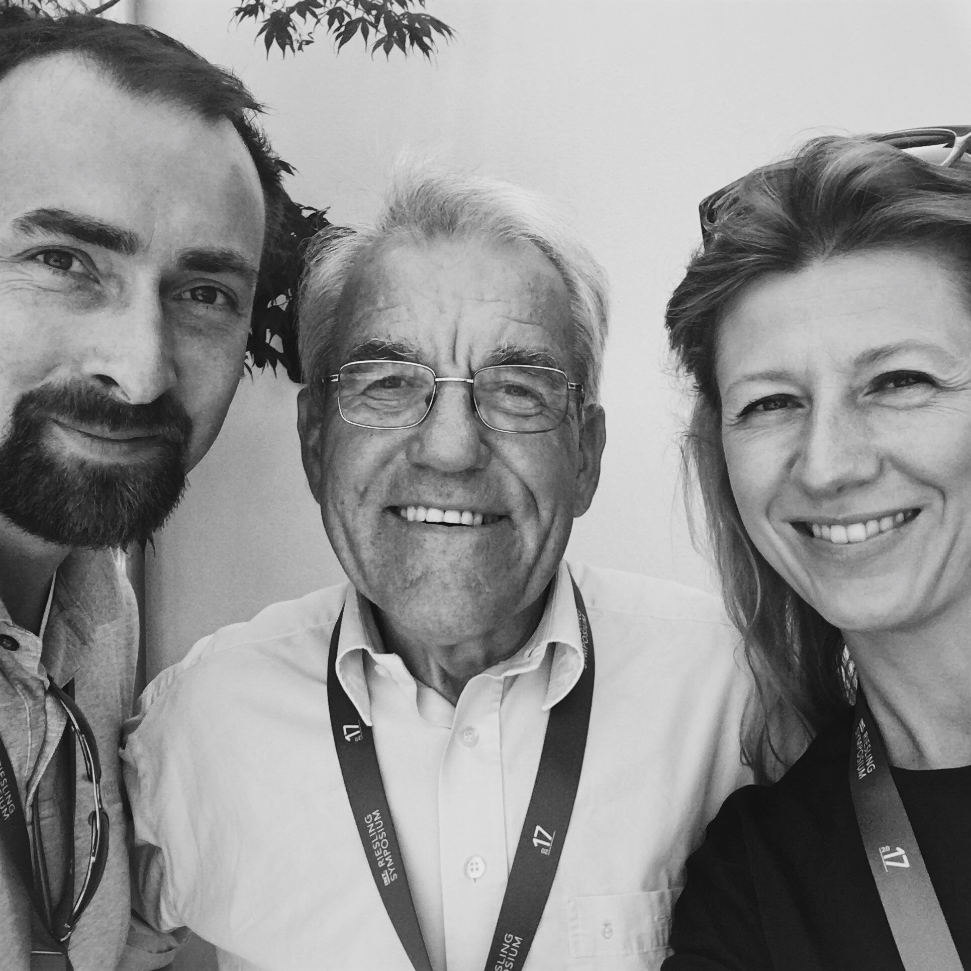 He is one of the heroes of Austrian winemaking and a great person to talk to: Emmerich Knoll.