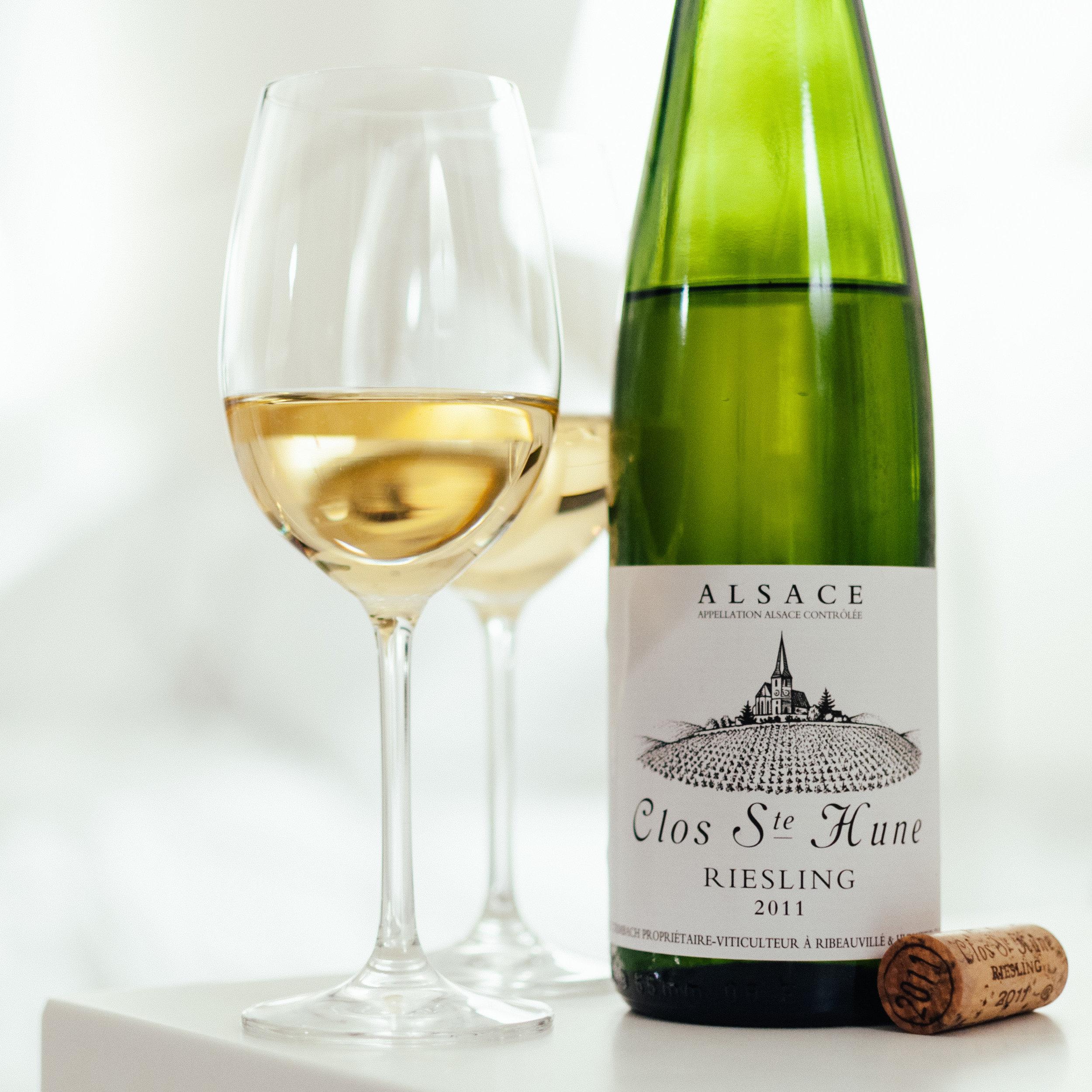 Clos Ste Hune Alsace
