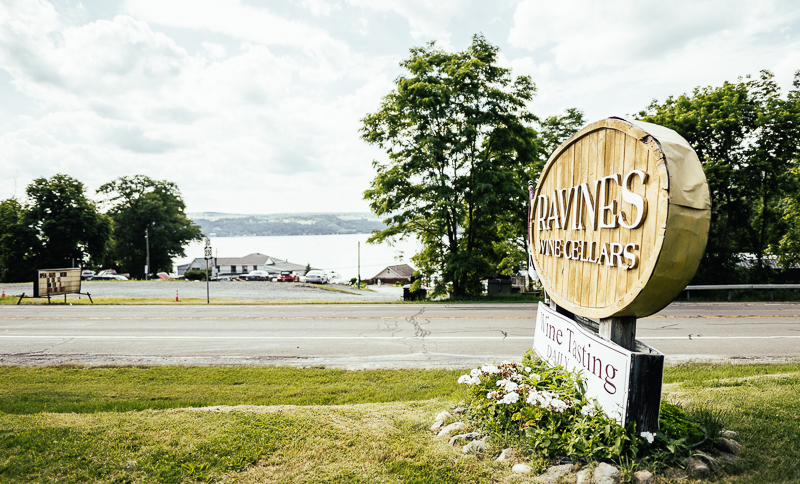 Read our blog story: Ravines Wines – The driest Finger Lakes Rieslings -