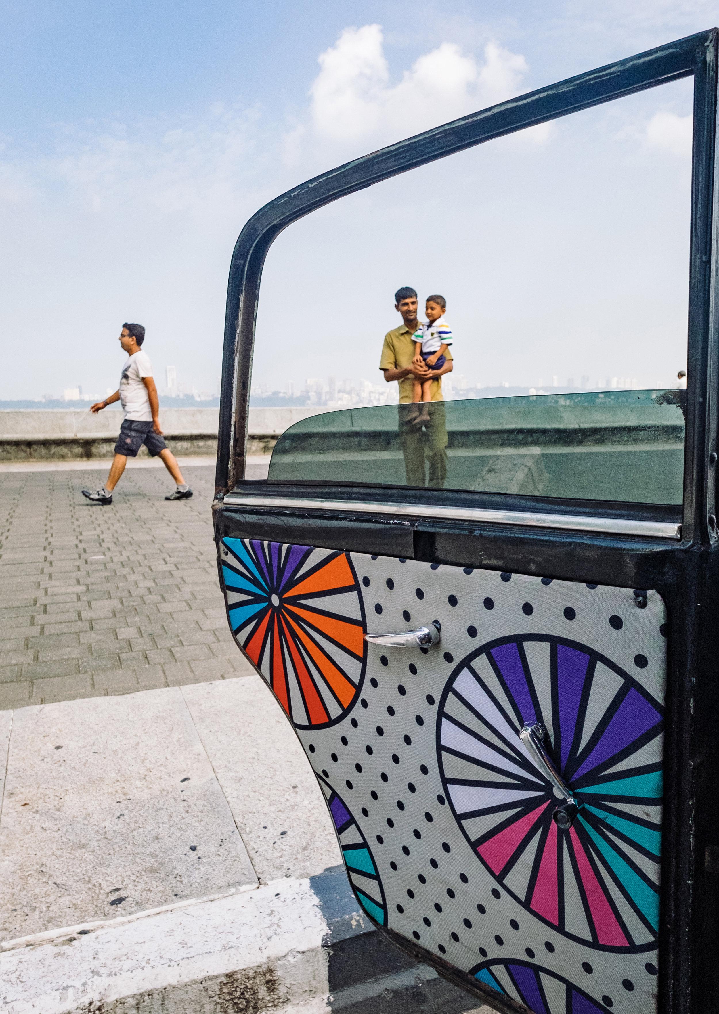 Firki by Shweta Malhotra for Taxi Fabric project (image by Aashim Tyagi)