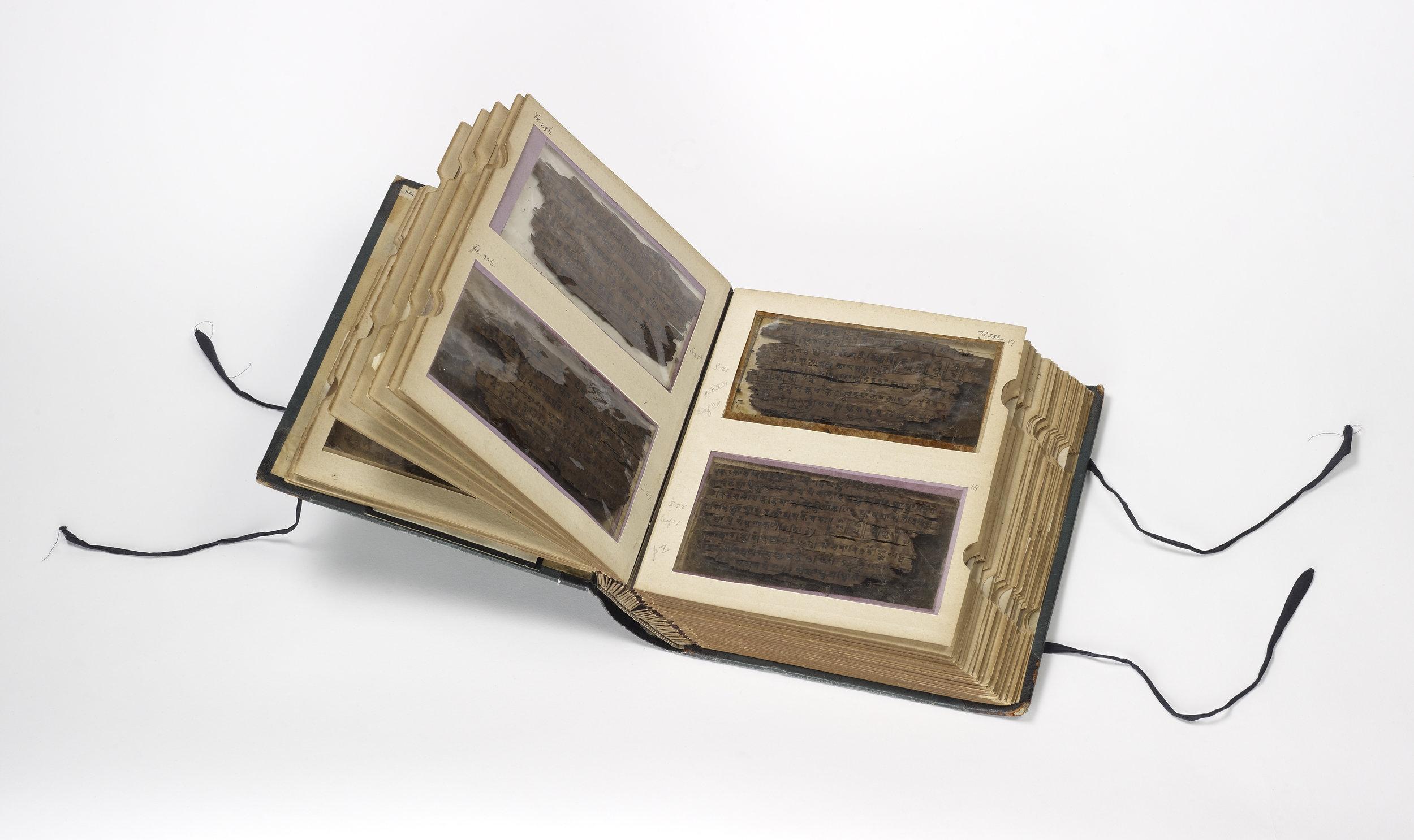 70 page Bakhshali manuscript 224-383 CE Bodleian Libraries University of Oxford.jpg
