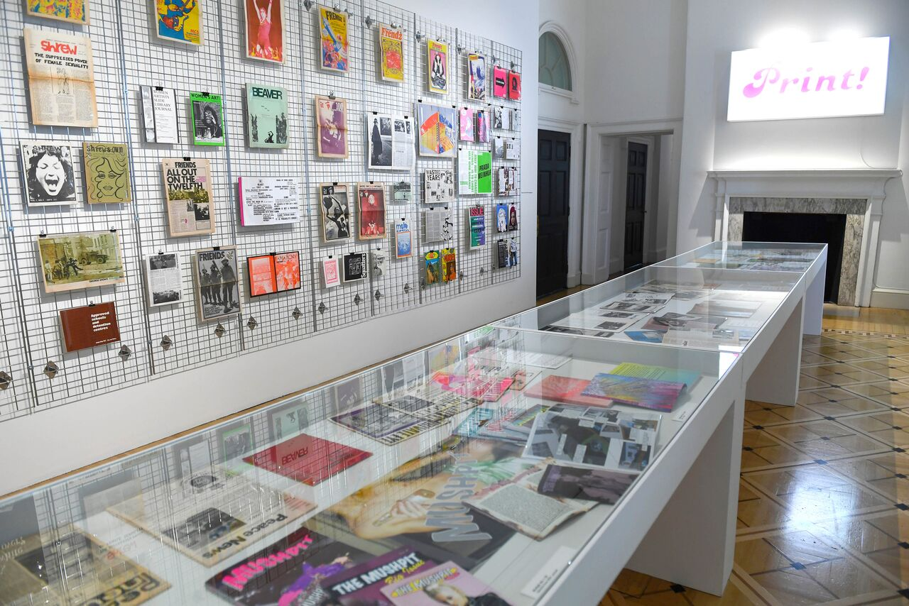 Print! Tearing It Up. Courtesy of Somerset House.