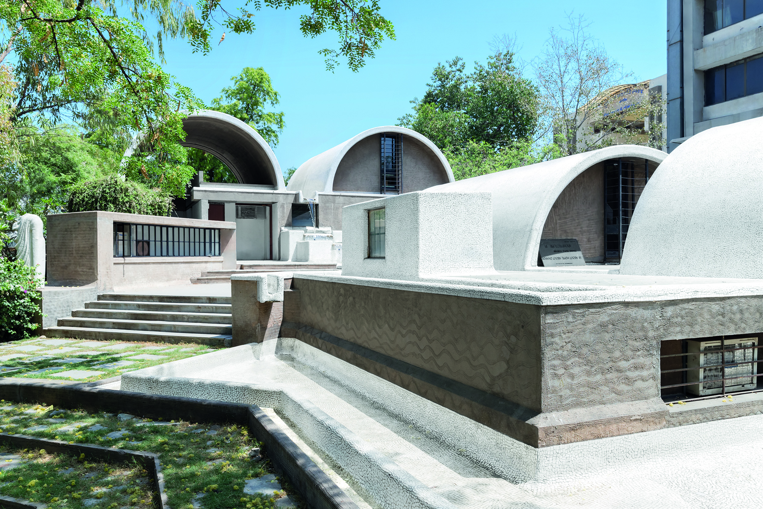 Sangath Architect's Studio, Ahmedabad, 1980 © Iwan Baan 2018