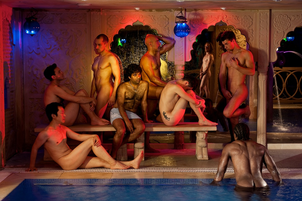 Sunil Gupta,  Sun City , 2011, courtesy of Stephen Bulger Gallery