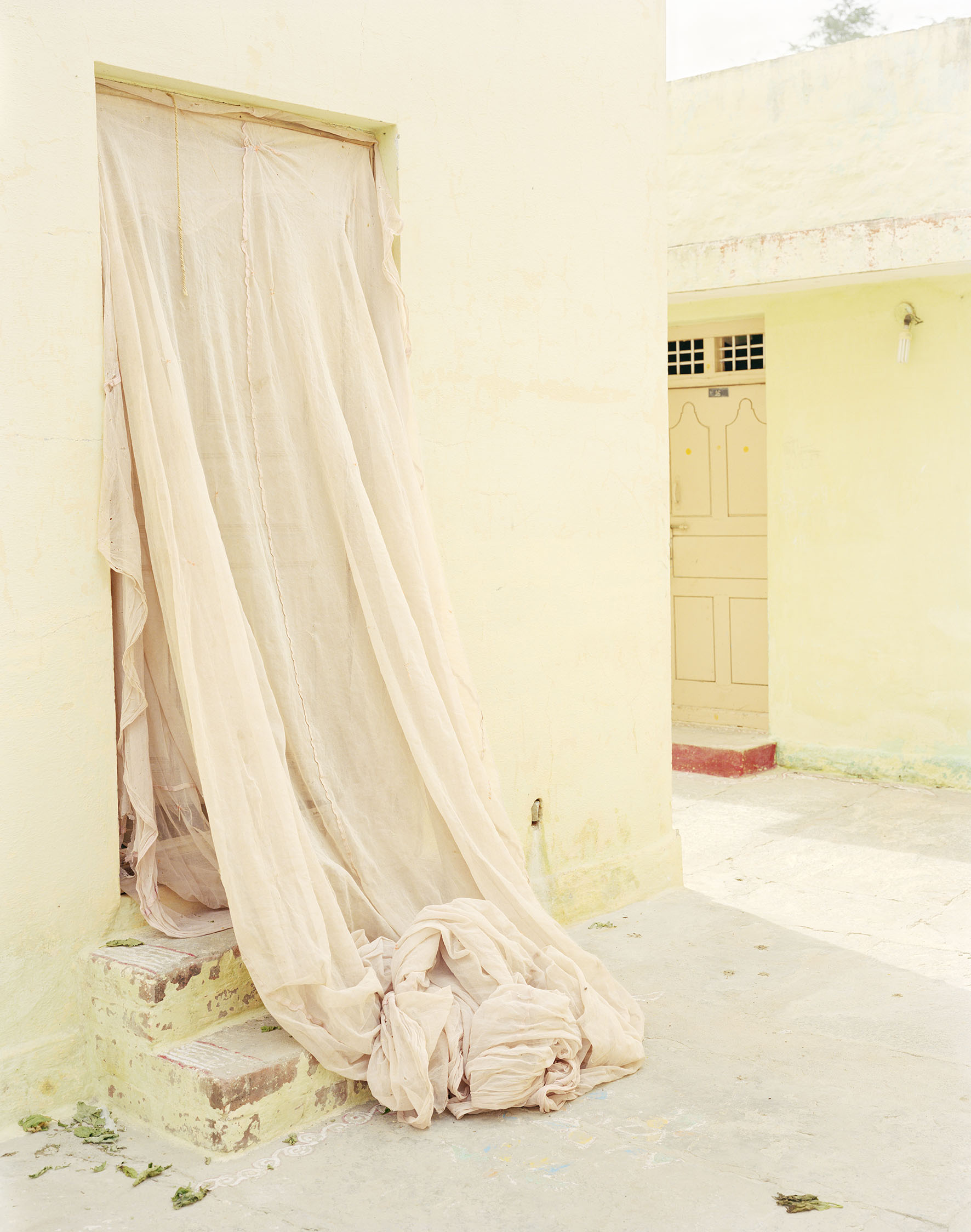 Vasantha Yogananthan, Secret Door, 2016, Archival Inkjet Print on Canson Print Making Rag, 81 x 64 cm. Courtesy of Jhaveri Contemporary.
