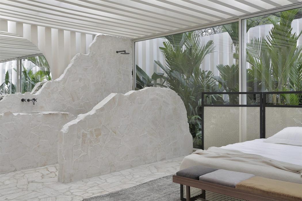 Sibipirunas Concept House in Cidade Jardim ,Brazil 8.png