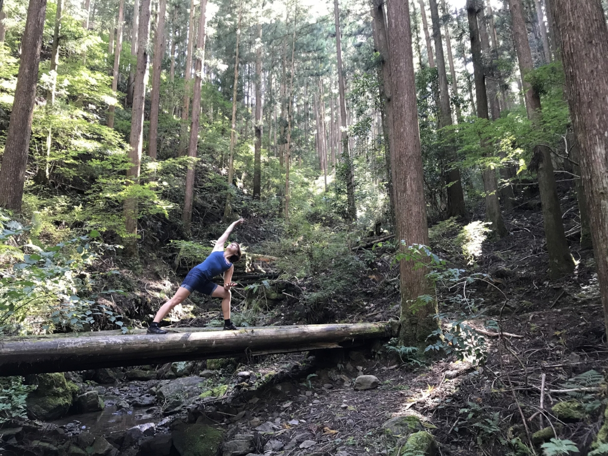 Kumano Kodo Yoga