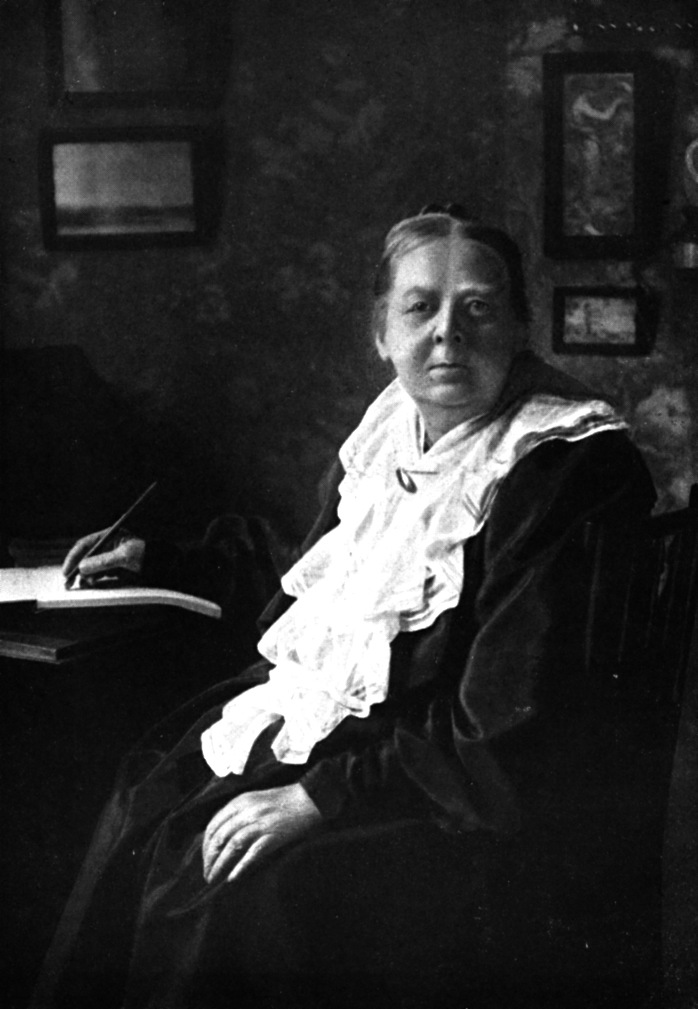 Mary Everest Boole  Photo: Cambridge University Library