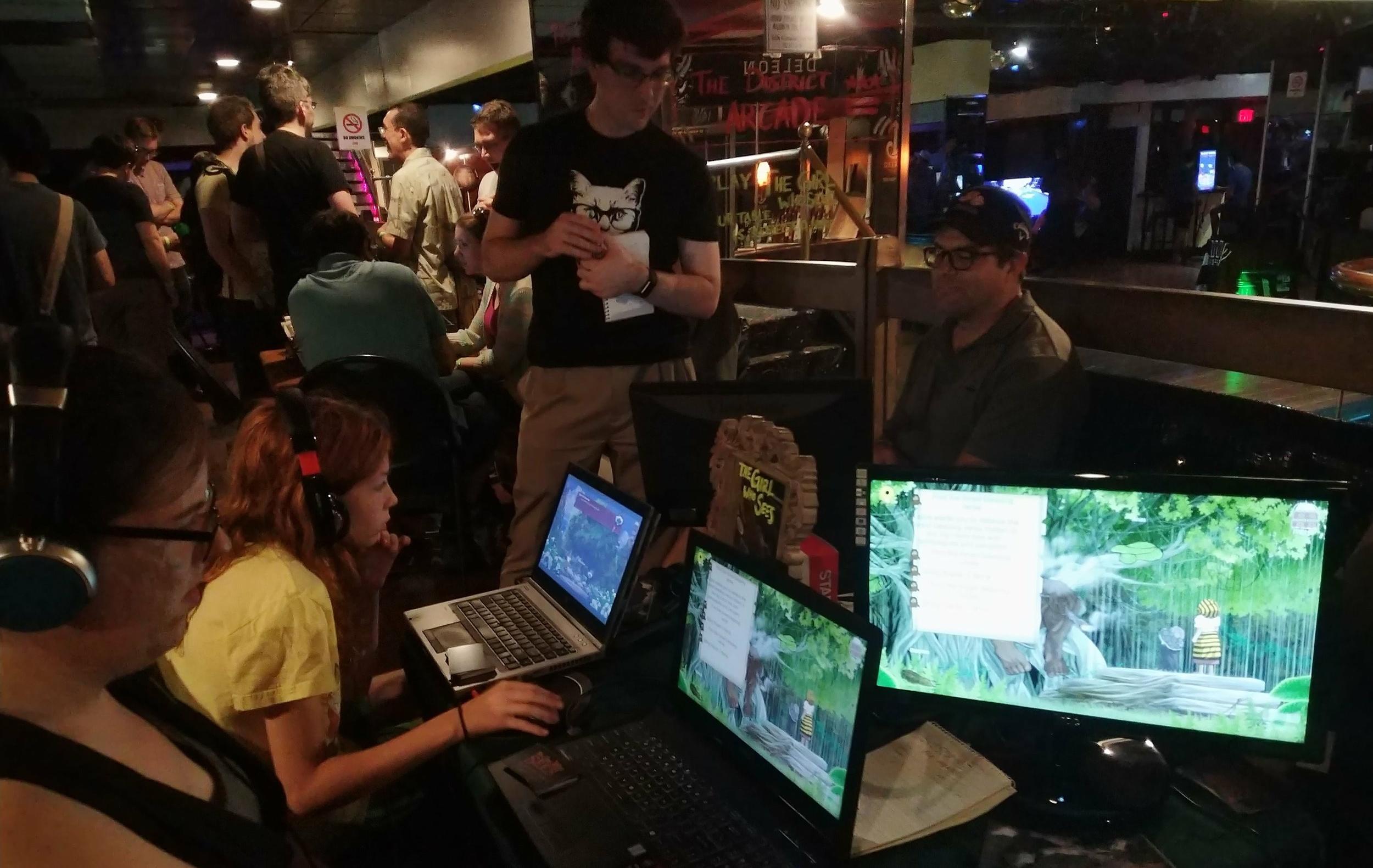 District Arcade 2017