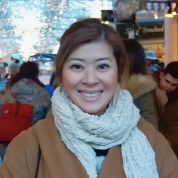 janice Chan - Counsellor/ CEO of Sons & Daughters HK