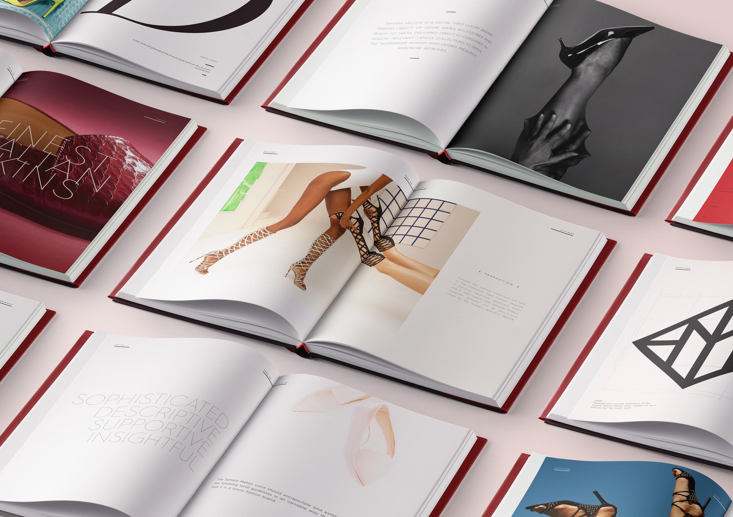 Tamara Mellon Brand Book