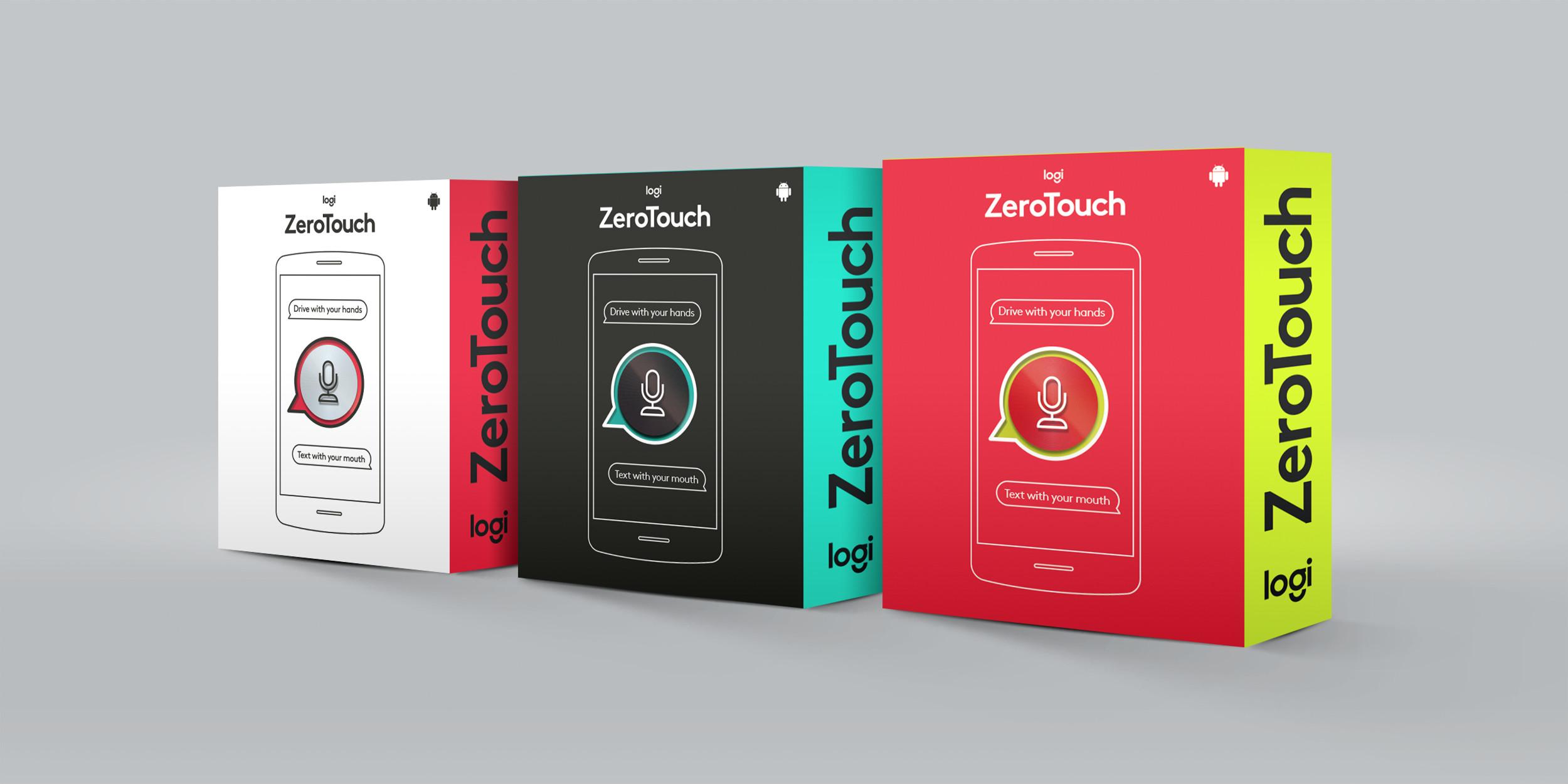 Logitech ZeroTouch: Packaging