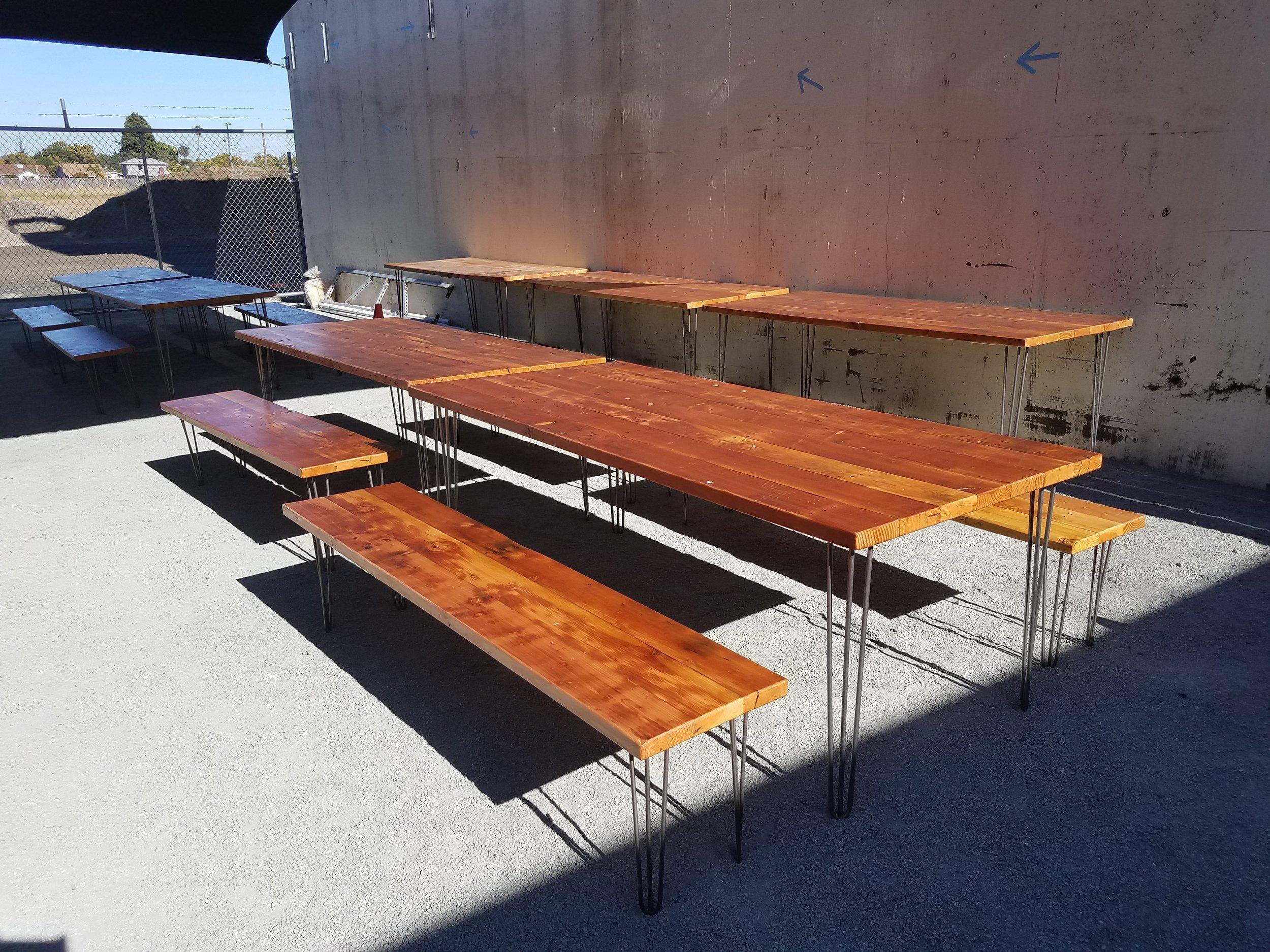 New break area for AstraSpace in Alameda, CA.